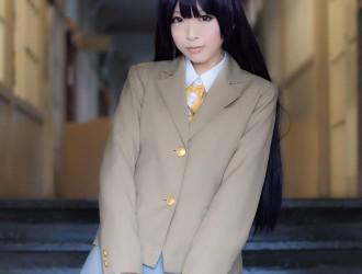 [Cosplay] Hot Ruri Gokou from ore no imouto ga konna ni kawaii wake ga nai [96P]