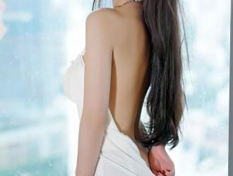 [FEILIN嗲囡囡] VOL.004 chen美妍/陈美妍 丝袜美图[48P]
