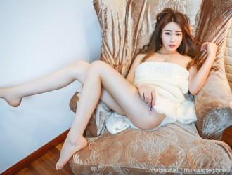 [FEILIN嗲囡囡] Vol.091 Abby黎允婷 丝袜美图[33P]