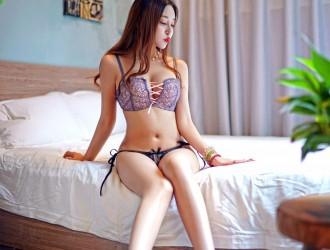 [FEILIN嗲囡囡] VOL.155 模特@李梓熙最新性感私房[40P]