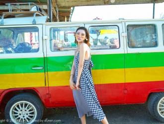[FEILIN嗲囡囡] VOL.142 模特@冯木木LRIS菲律宾的班塔延岛旅拍丝袜美图[46P]
