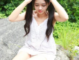 [X-TGIRL/推女神] 甜素纯妹子@果味包子[44P]
