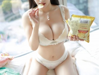 [MFStar模范学院] Vol.206 Flower朱可儿 - 精致内衣下美胸呼之欲出[50P]
