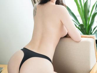 [MiStar魅妍社] VOL.244 性感女神@妲己_Toxic浴室丝袜美图[41P]