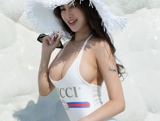 [MiStar魅妍社] VOL.241 气质女神@穆菲菲土耳其旅拍丝袜美图[40P]