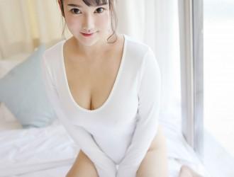 [MyGirl美媛馆] Vol.342 童颜巨乳模特@小尤奈第三套私房丝袜美图[36P]