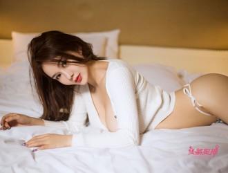 [Toutiaogirls头条女神] 易阳 - 荡漾奶牛 丝袜美图[21P]