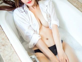 [TouTiao头条女神] VIP011 沈晓青 - 浴室熟女诱惑[7P]
