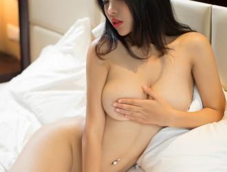 超美巨乳女神张栩菲开档黑丝大尺度全裸秀白嫩豪乳诱人胴体诱惑写真67P