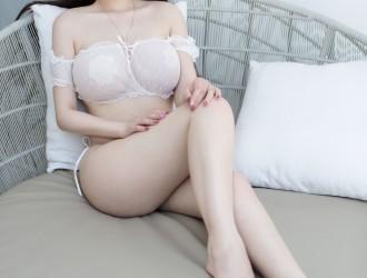 [YouMi尤蜜荟] Vol.154 妲己_Toxic - 透视蕾丝+蕾丝女仆[46P]