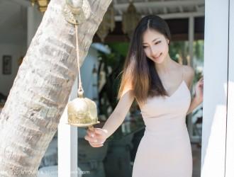 [YouMi尤蜜荟] Vol.156 女神@Yumi-尤美 - 巴厘岛旅拍第一套丝袜美图[31P]