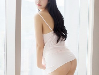 [YouMi尤蜜荟] Vol.143 刘钰儿 - 蕾丝睡衣丝袜美图[35P]