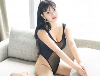 [YouWu尤物馆] Vol.138 模特@小尤奈性感制服丝袜美图[59P]