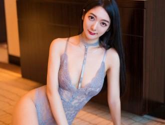 [XIAOYU语画界] Vol.024 Angela喜欢猫 - 古典的旗袍韵味而不失魅惑力[52P]